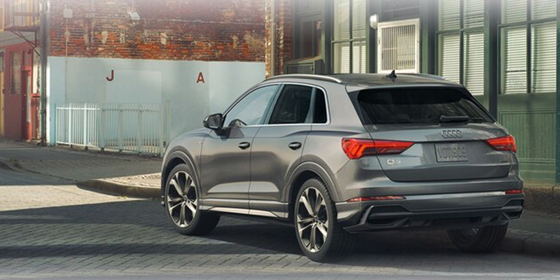 2021 Audi Q3 performance