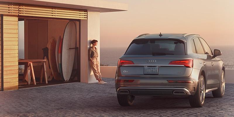 2021 Audi Q5 performance