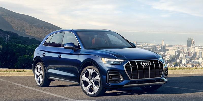 2021 Audi Q5 design