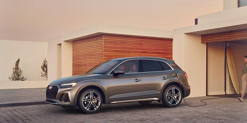 2021 Audi Q5 technology