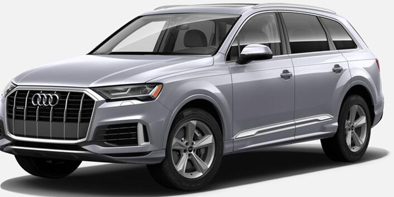 2021 Audi Q7 technology