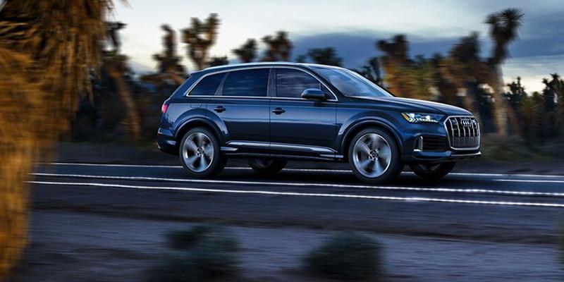 2021 Audi Q7 performance