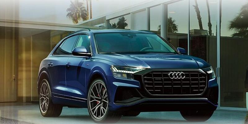 2021 Audi Q8 performance