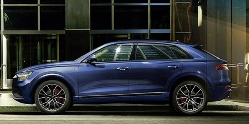 2021 Audi Q8 design