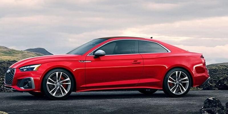 2021 Audi S5 technology