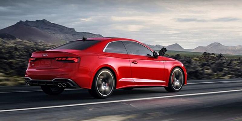 2021 Audi S5 design