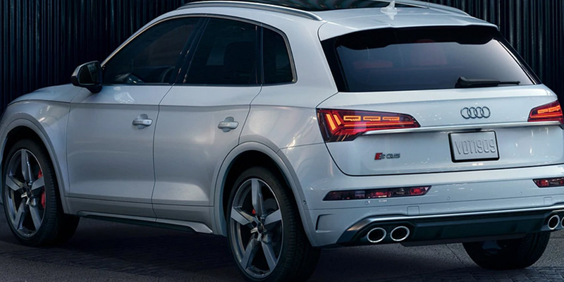 2021 Audi SQ5 design