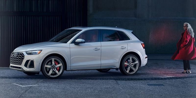 2021 Audi SQ5 technology