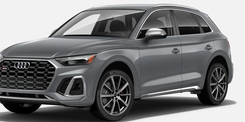 2021 Audi SQ5 performance