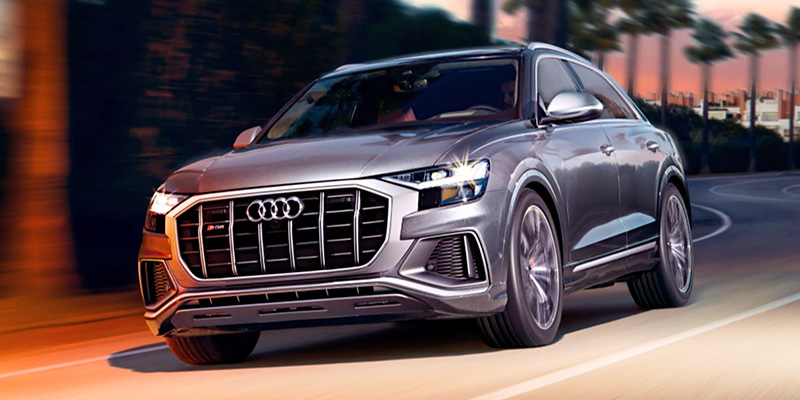 New Audi SQ8 for Sale Mobile AL