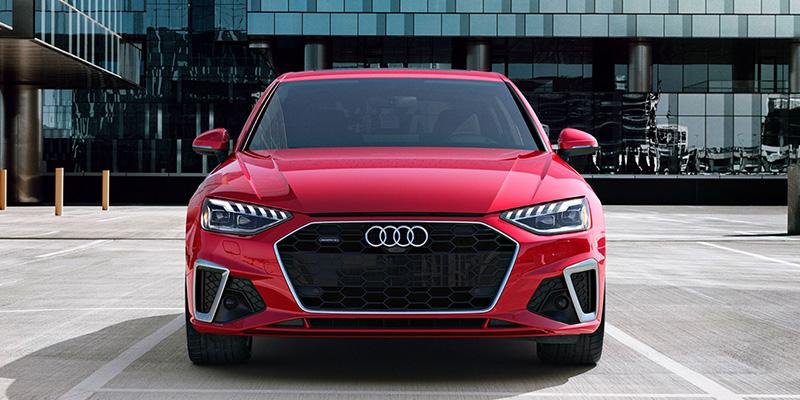 2022 Audi A4 technology