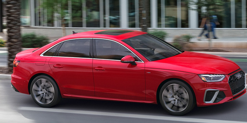 2022 Audi A4 performance
