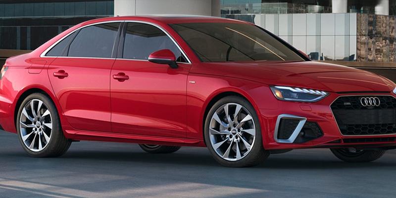 2022 Audi A4 design
