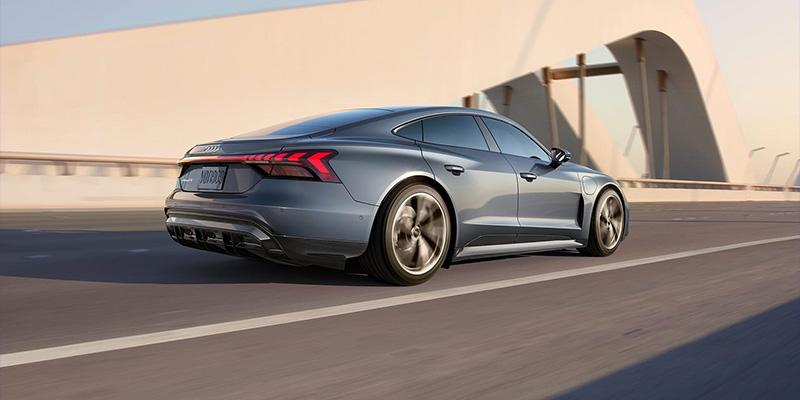2022 Audi e-tron GT design