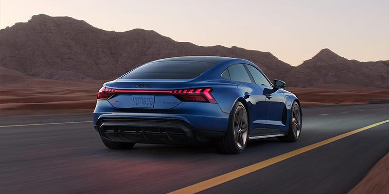 2022 Audi RS e-tron GT design