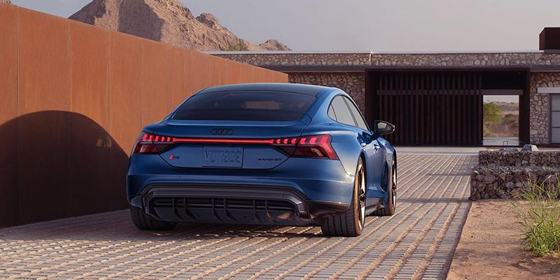 2022 Audi RS e-tron GT technology