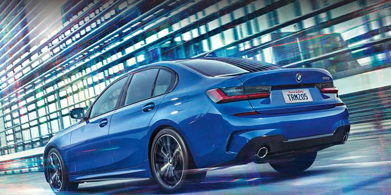 2020 BMW 3 Series design