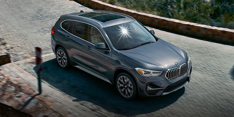 2020 BMW X1 performance