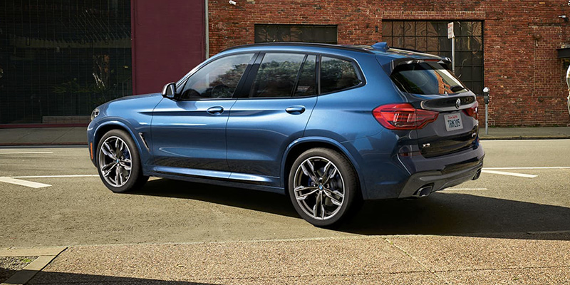 2020 BMW X3 design