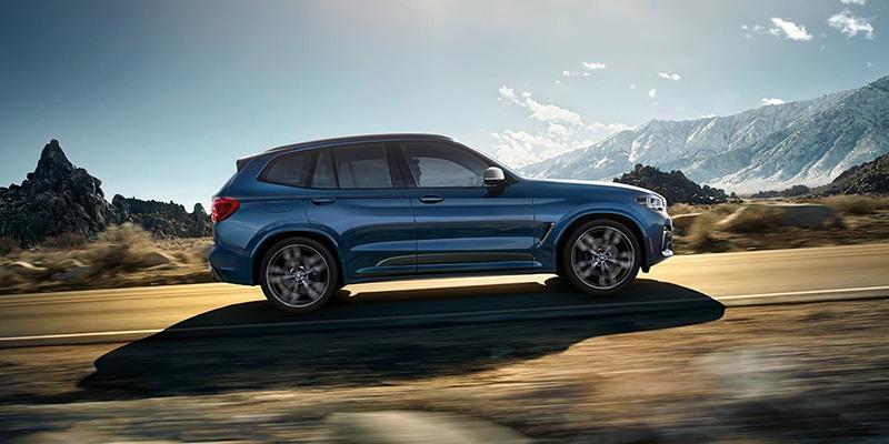 2020 BMW X3 performance