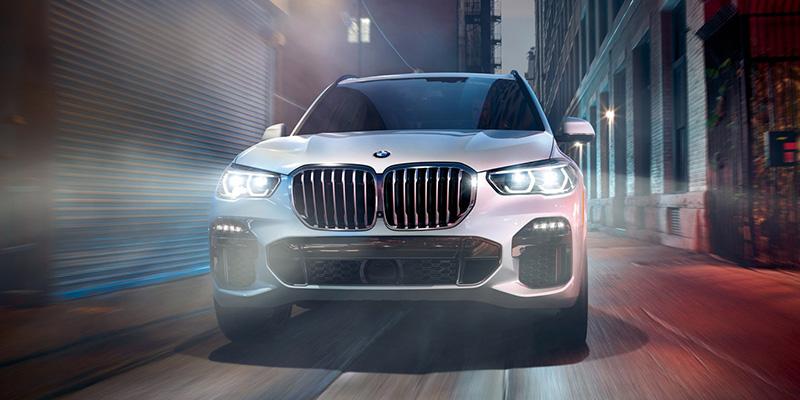 2020 BMW X5 design