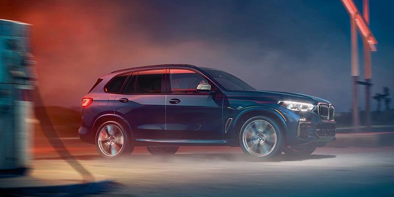 2020 BMW X5 technology