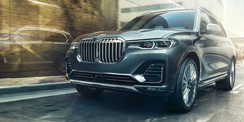 2020 BMW X7 design
