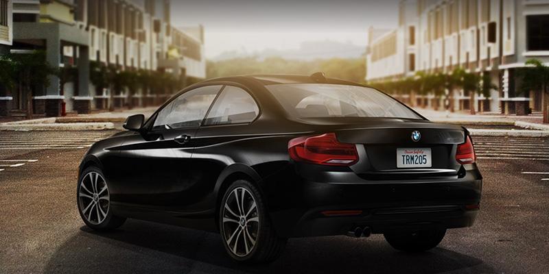2021 BMW 2 Series performance