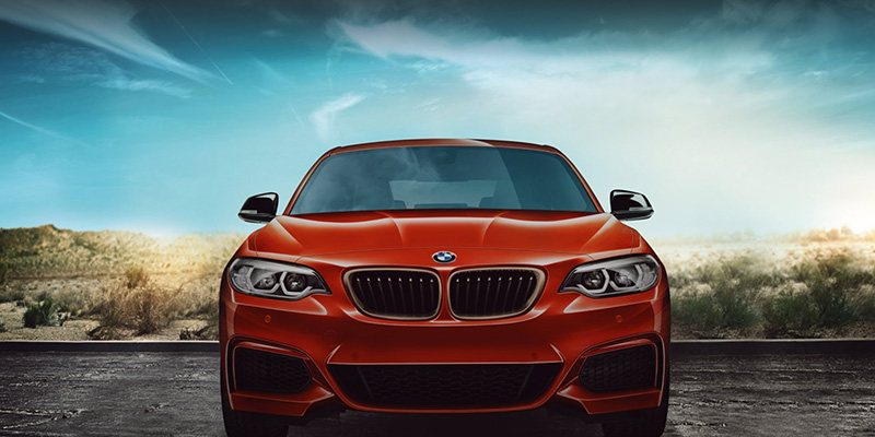 2021 BMW 2 Series design