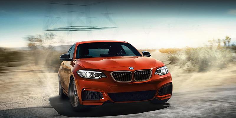 2021 BMW 2 Series technology