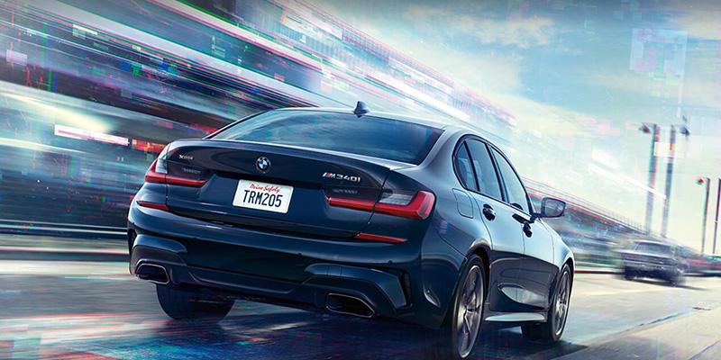 2021 BMW 3 Series design