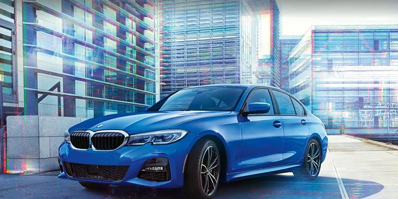 2021 BMW 3 Series technology