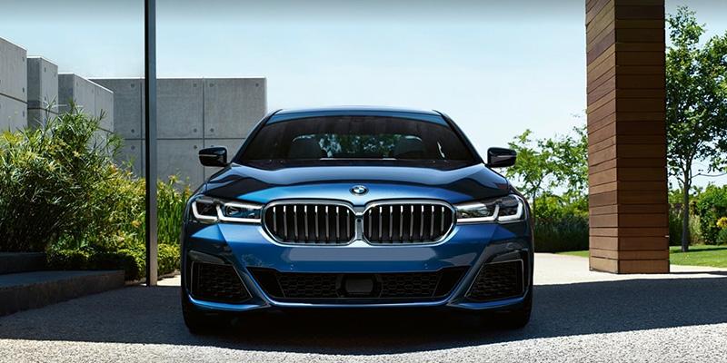 2021 BMW 5 Series design