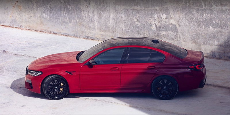 New BMW M5 for Sale Wilmington NC