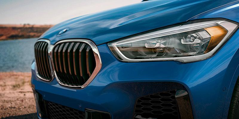 2021 BMW X1 design