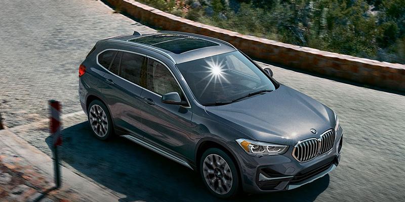 2021 BMW X1 performance