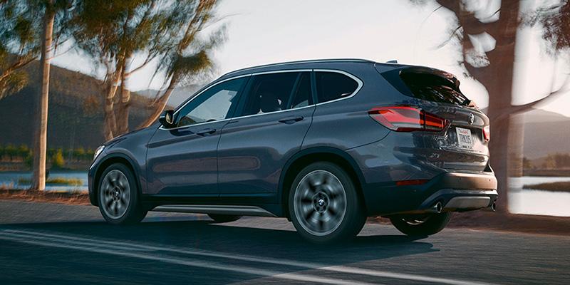 2021 BMW X1 technology