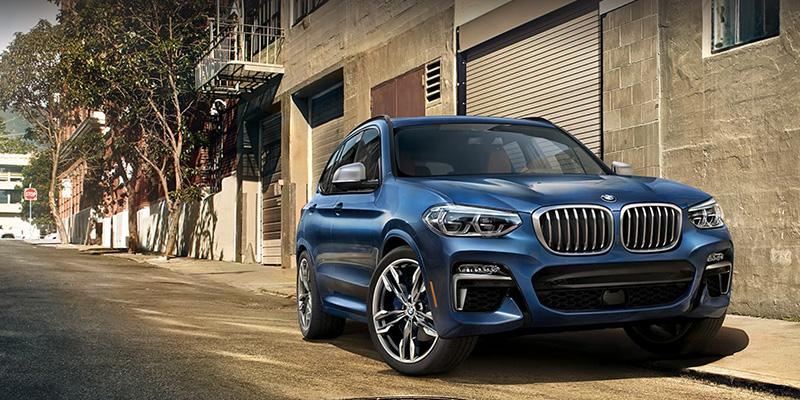 2021 BMW X3 performance
