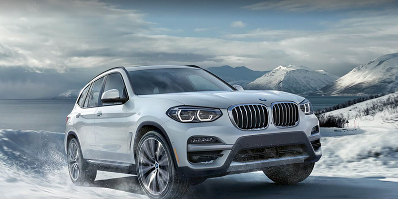 2021 BMW X3 technology
