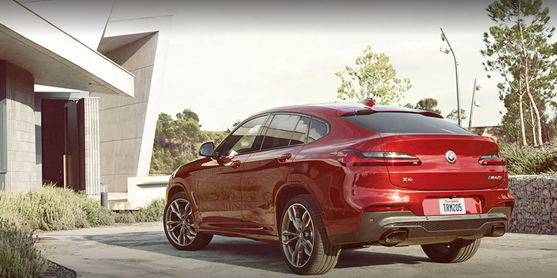 New BMW X4 for Sale Wilmington NC