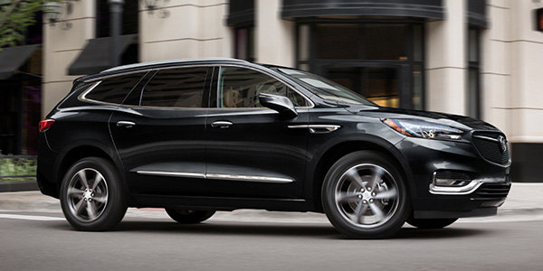 2020 Buick Enclave technology