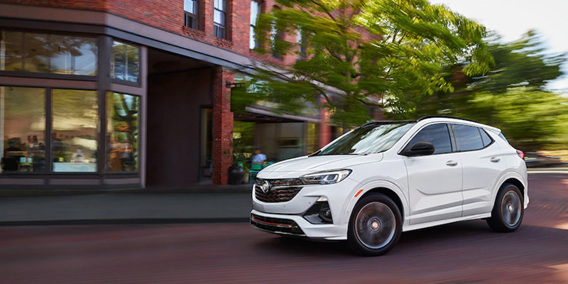 2020 Buick Encore GX design