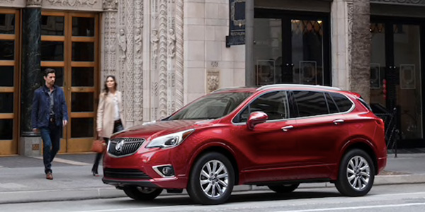 2020 Buick Envision performance