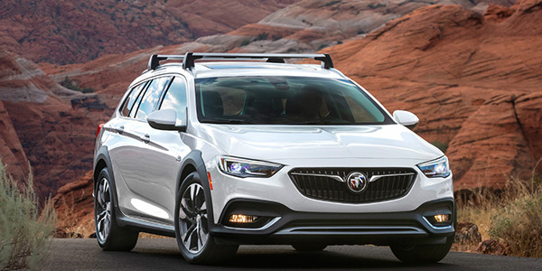 New Buick Regal TourX for Sale Palm Beach Gardens FL