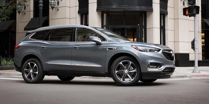 2021 Buick Enclave performance