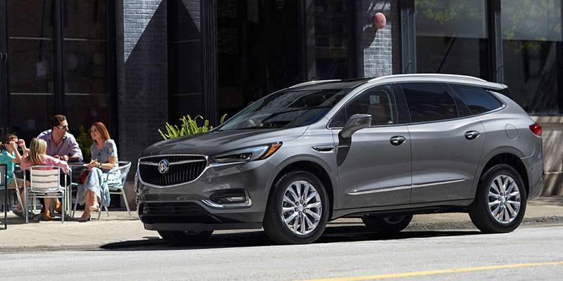 New Buick Enclave for Sale Jacksonville NC