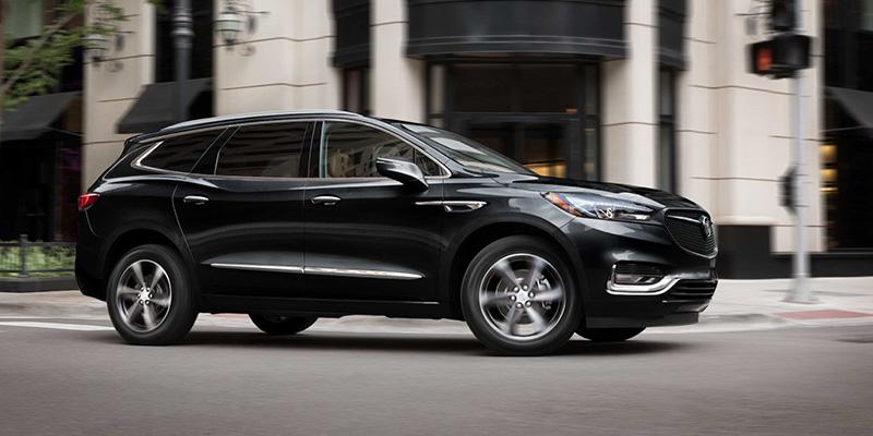 2021 Buick Enclave design