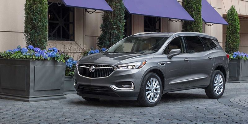 New Buick Enclave for Sale Raleigh NC
