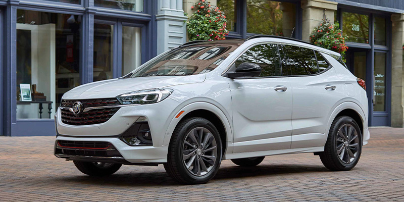 New Buick Encore GX for Sale Jacksonville NC