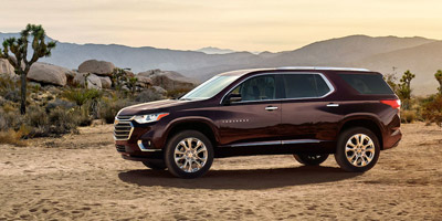 New Chevrolet Traverse for Sale Jacksonville FL